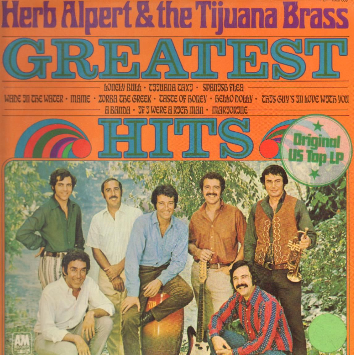 Oliver Explains Herb Alpert